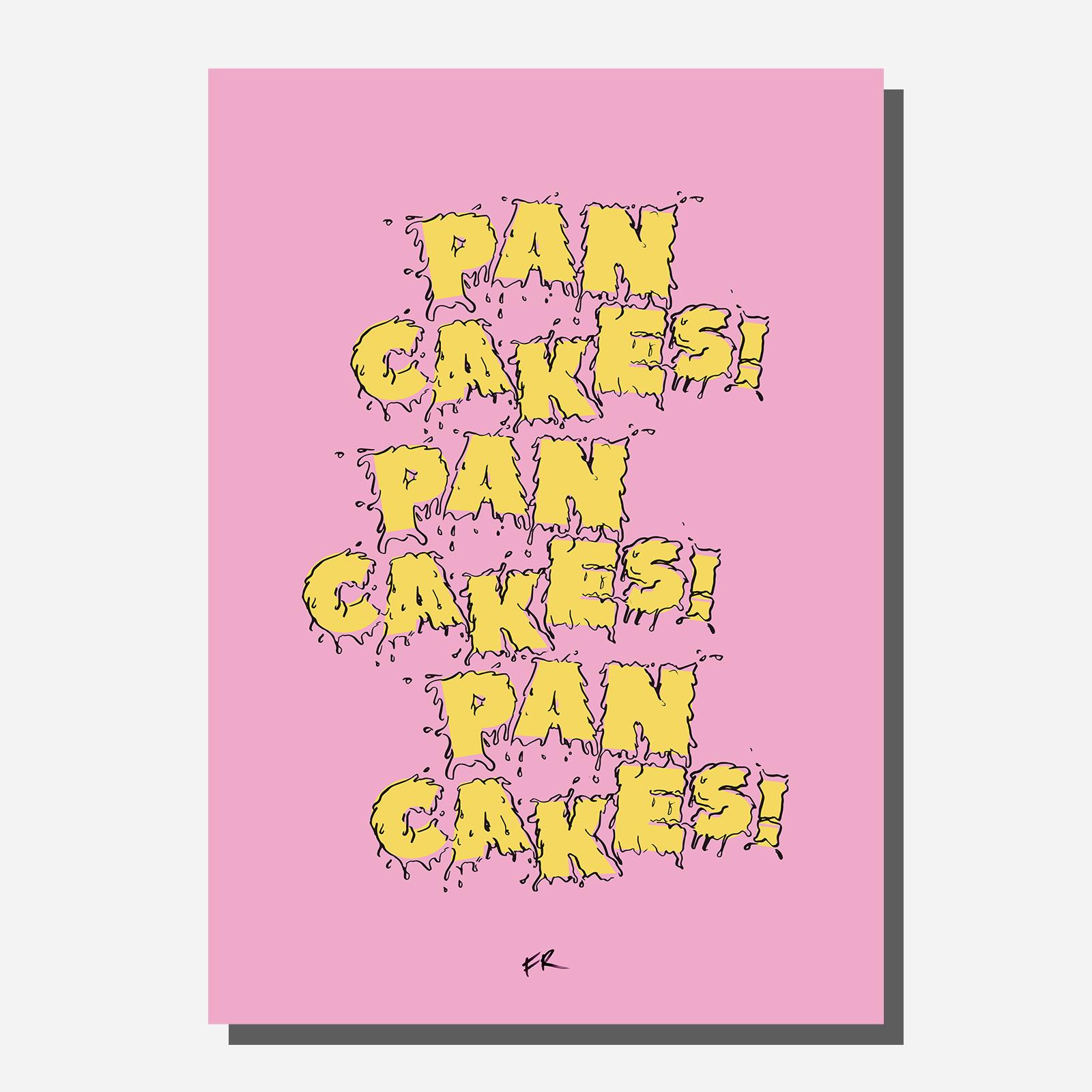 A3 Pancakes