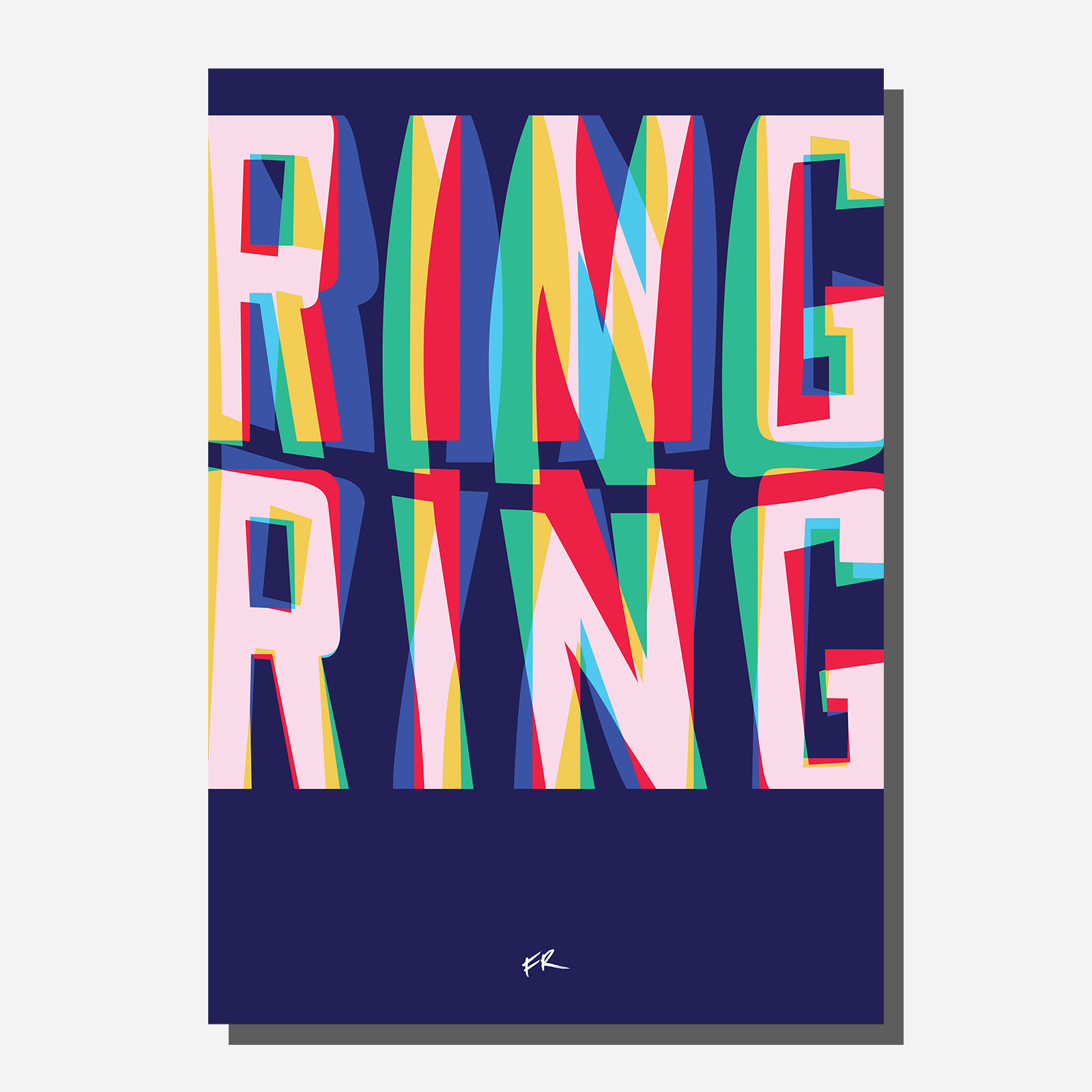 A3 Ring Ring