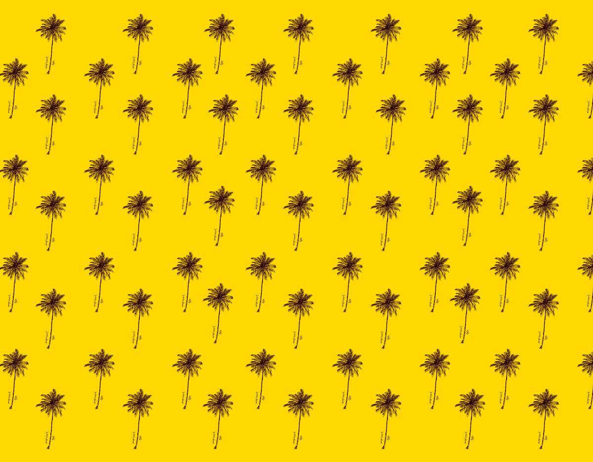 Tropicool-Pattern